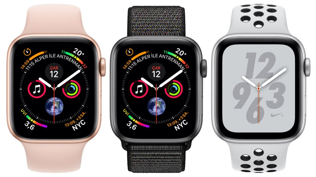 Apple Watch Series 4 özellik