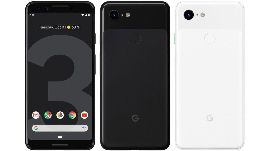Google Pixel 3 Özellikleri