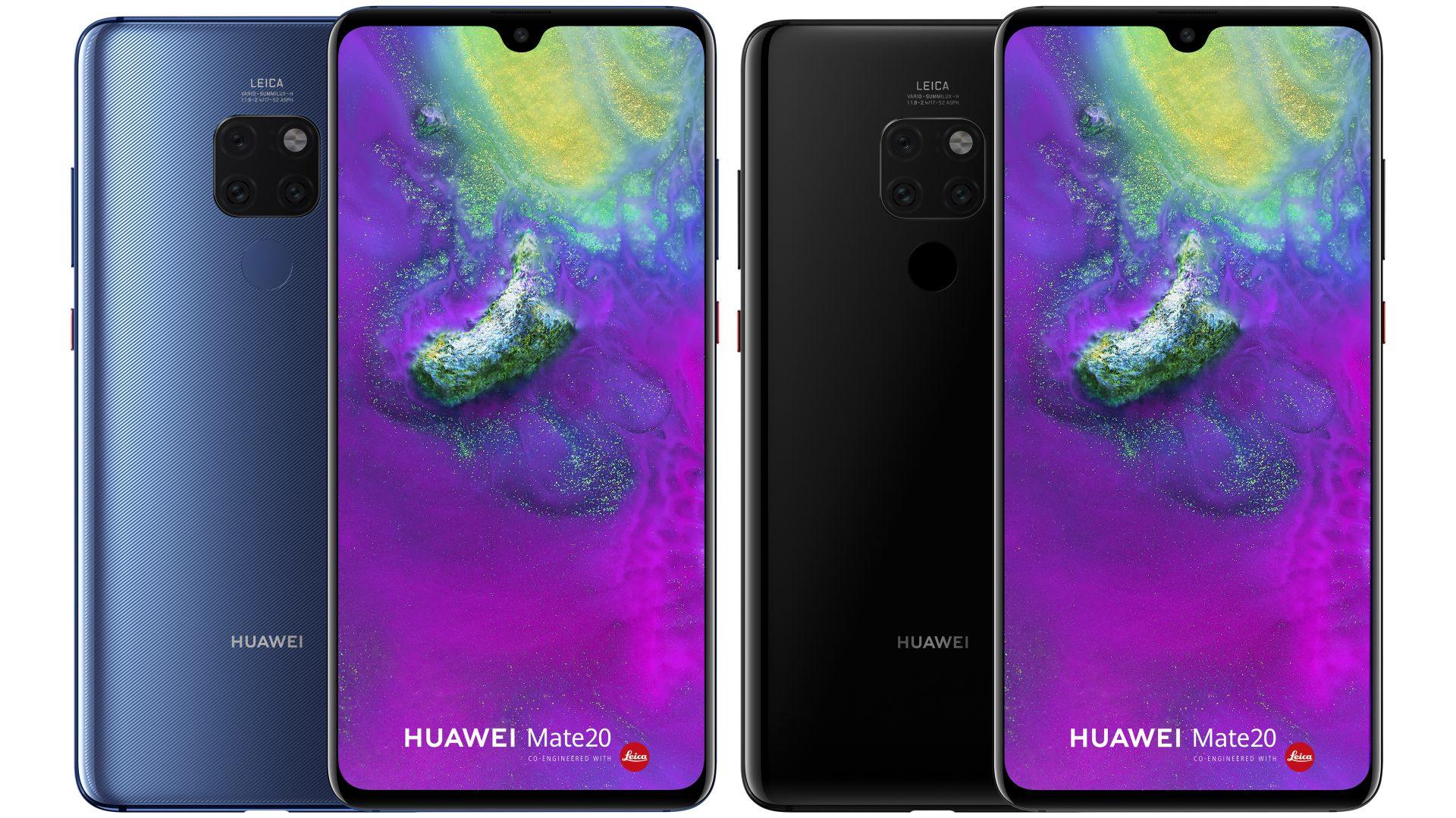 Huawei Mate 20 Özellikleri