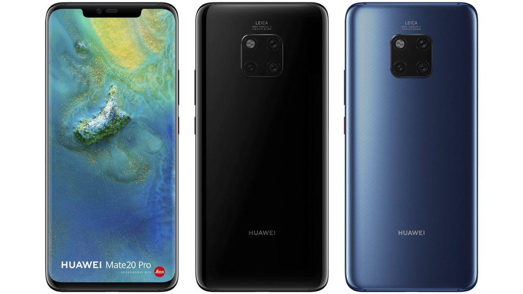 Huawei Mate 20 Pro Özellikleri