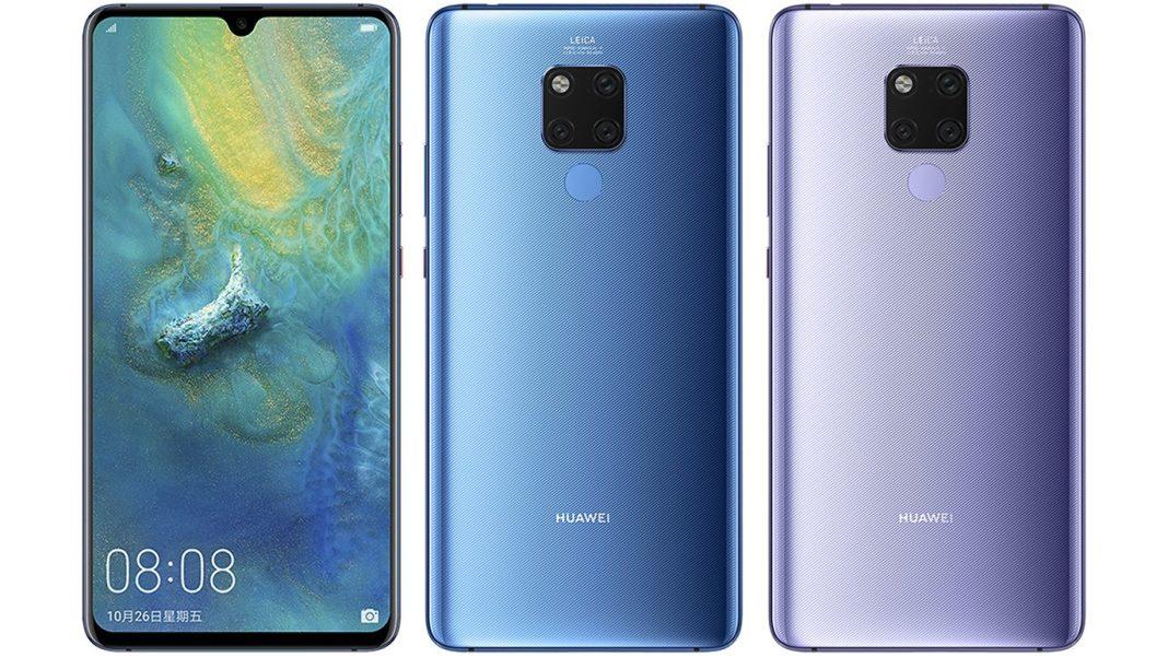 Huawei Mate 20 X Özellikleri