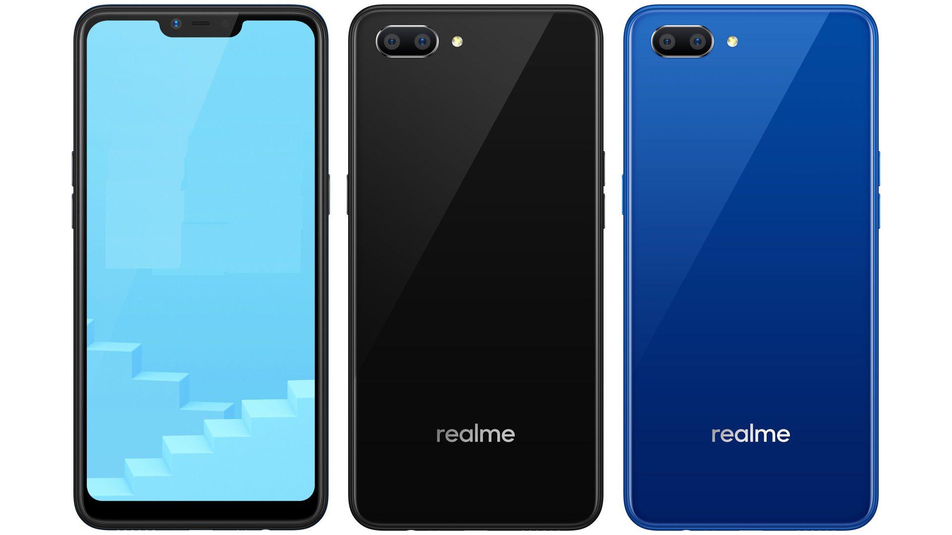 Oppo Realme C1 özellikleri
