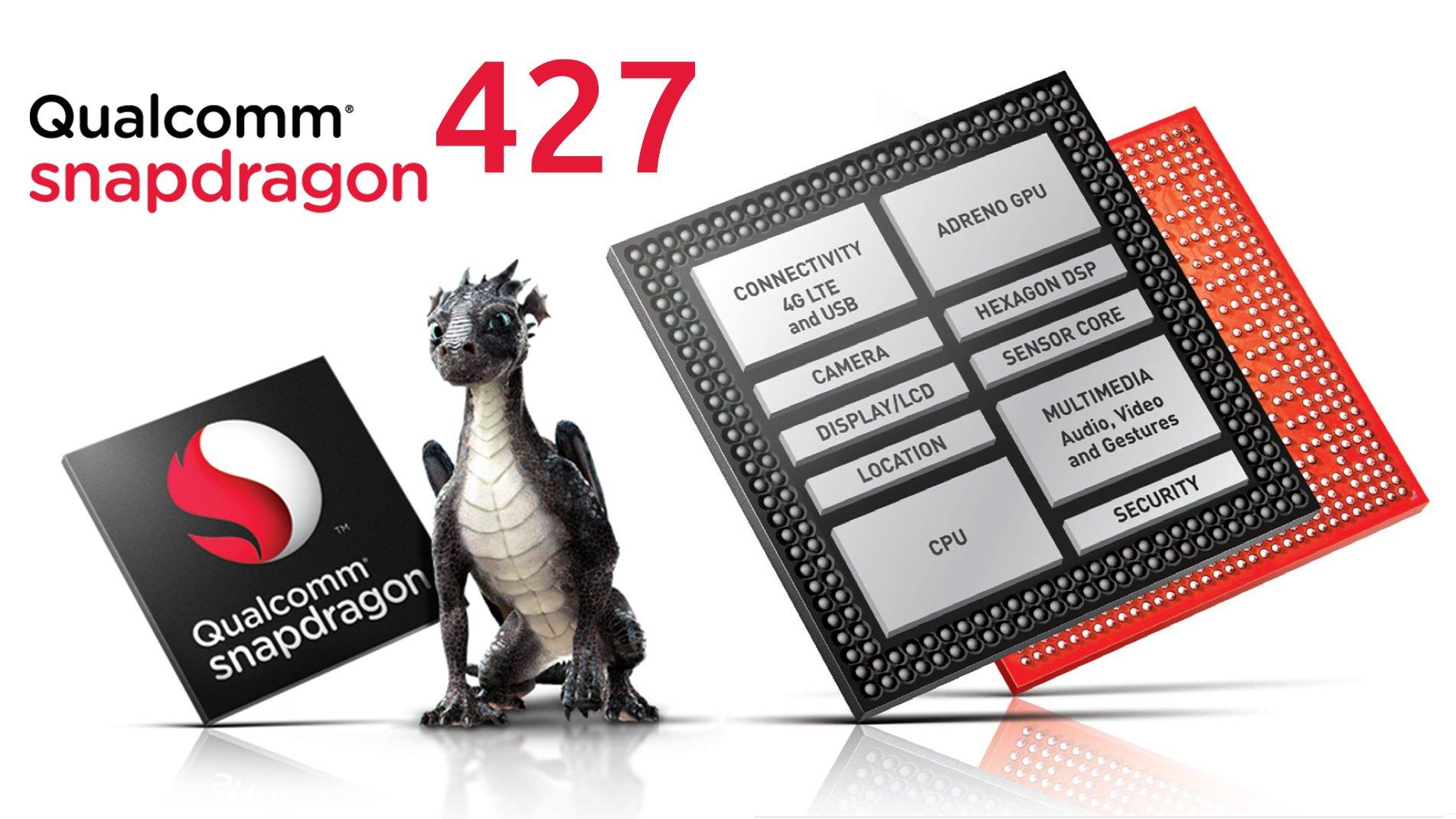 Qualcomm SnapDragon 427 Özellikleri