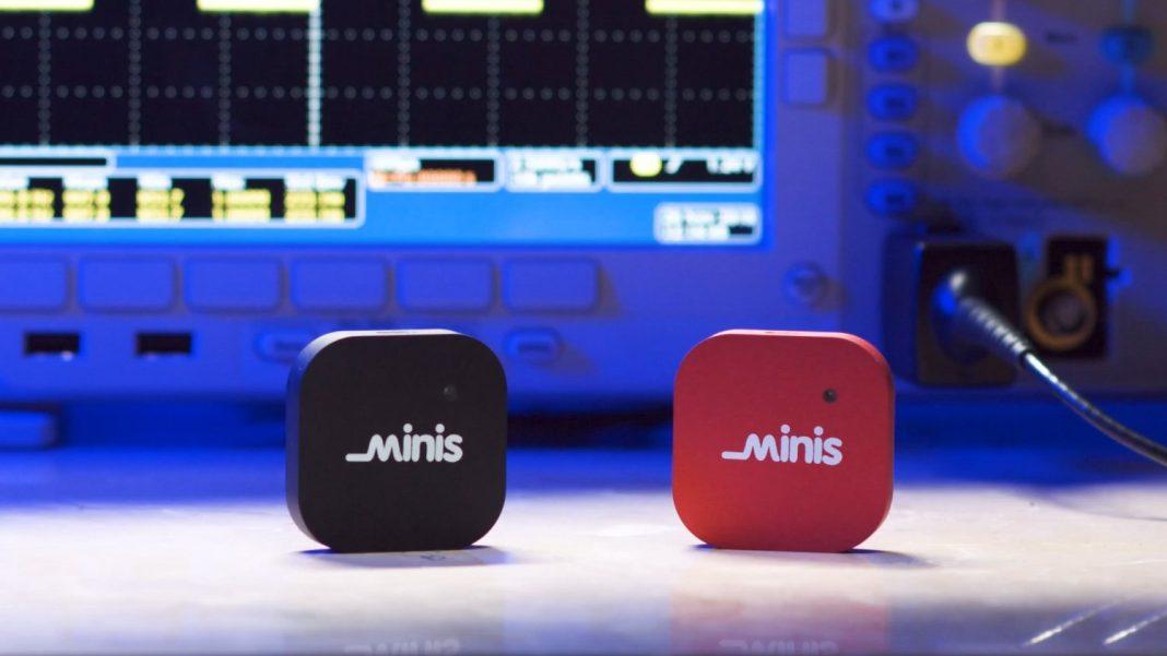 Taşınabilir Mobil Osiloskop; Minis