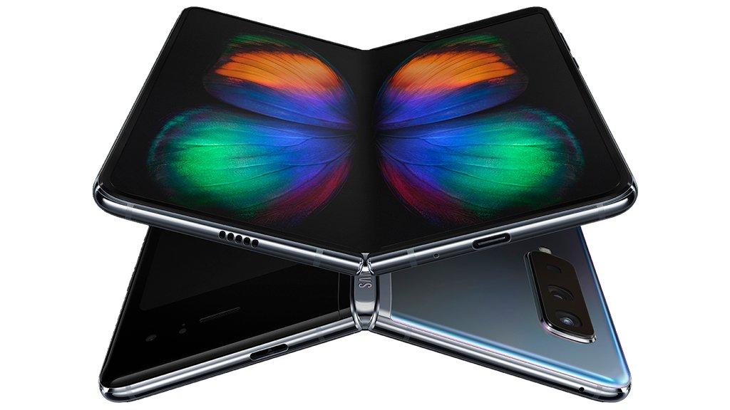 Katlanabilen Samsung Galaxy Fold Duyuruldu