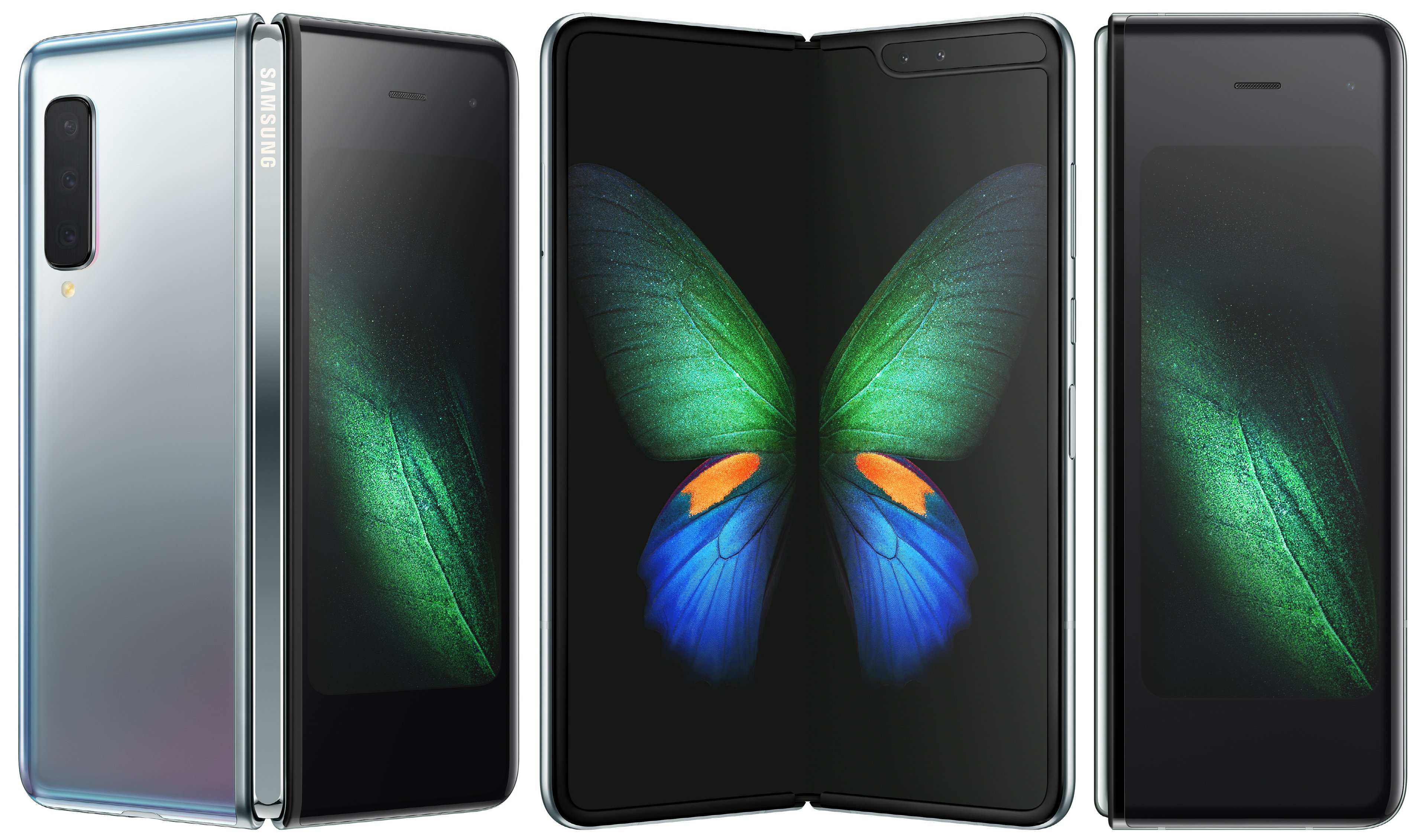 Katlanabilen Samsung Galaxy Fold