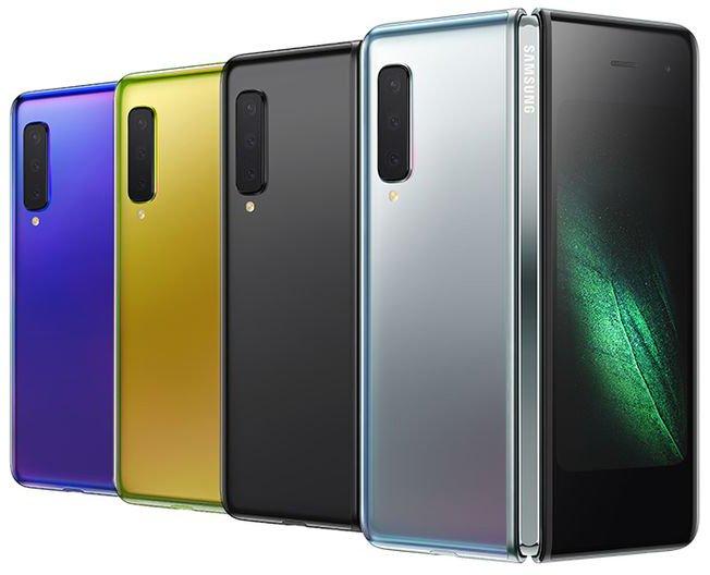 Katlanabilen Telefon Samsung Galaxy Fold