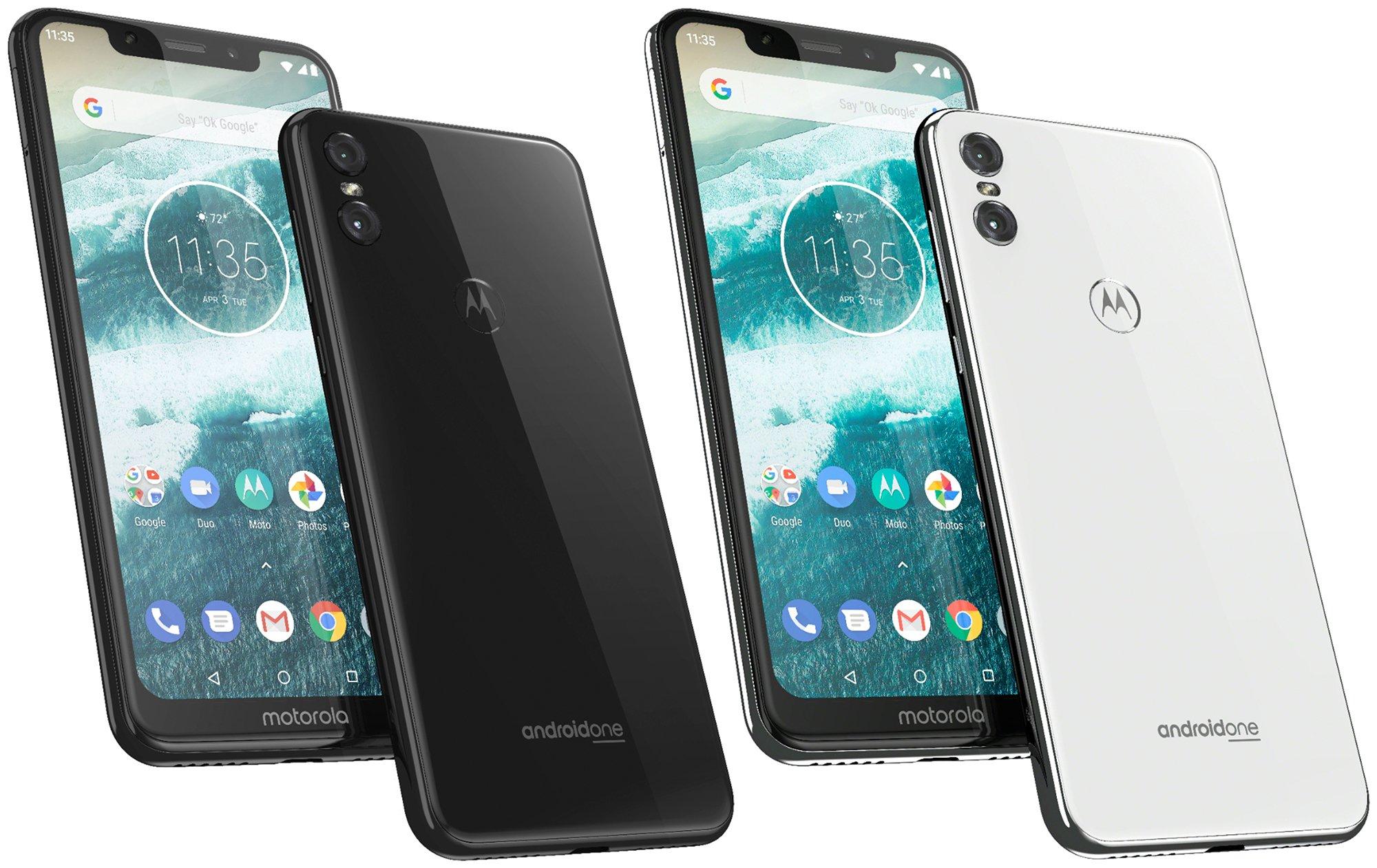 Motorola One Özellikleri