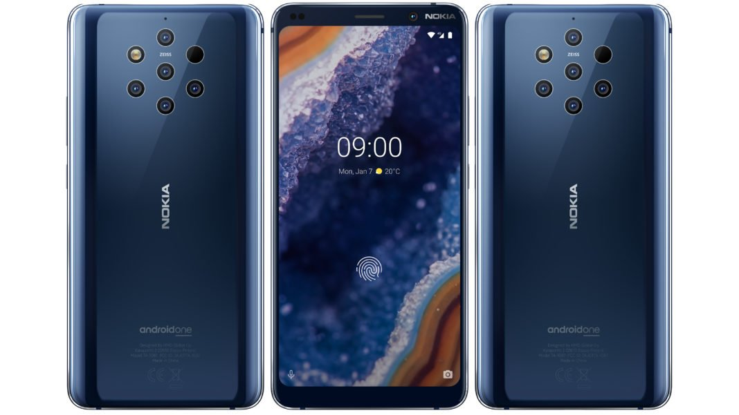 Nokia 9 PureView Özellikleri