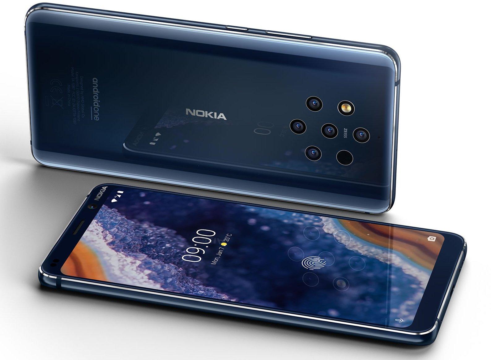 Nokia 9 PureView Özellik