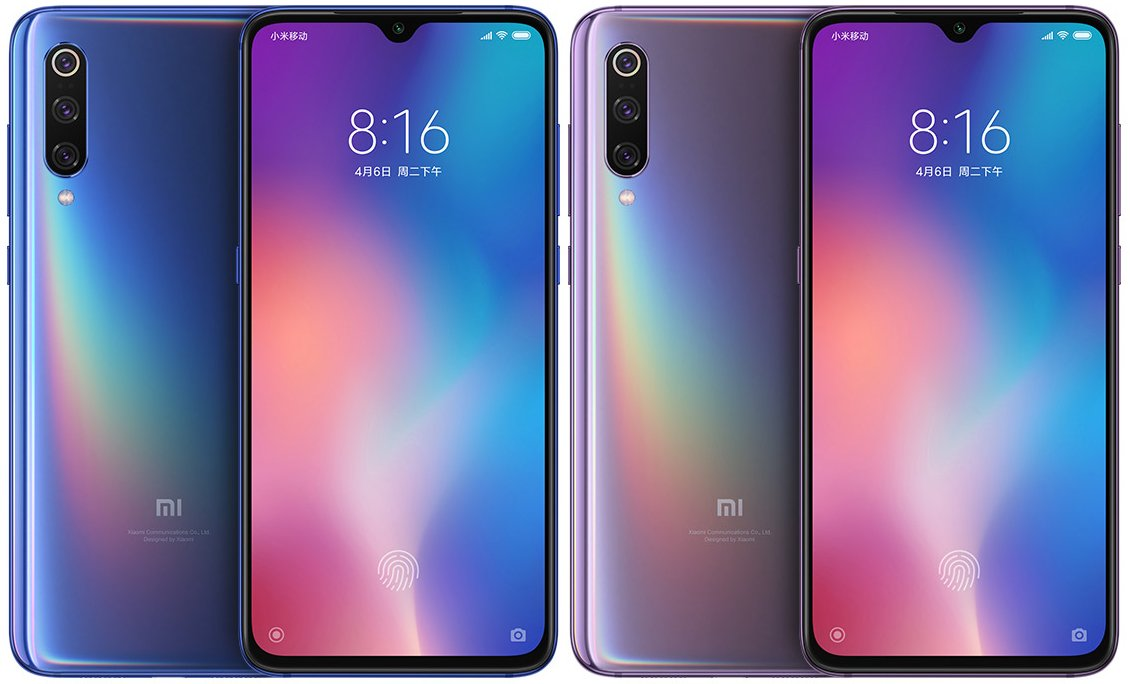 Xiaomi Mi 9 Özellik