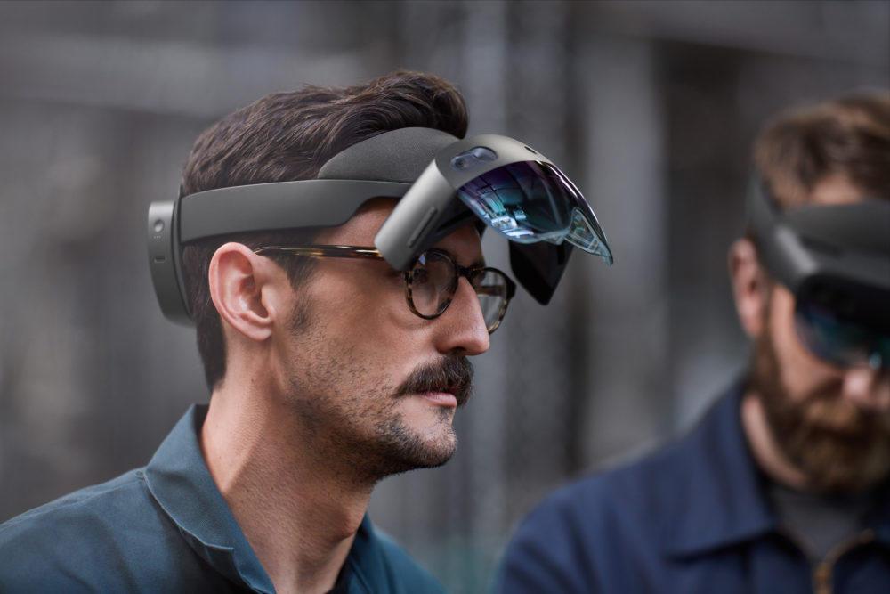 Microsoft HoloLens 2 Gözlük