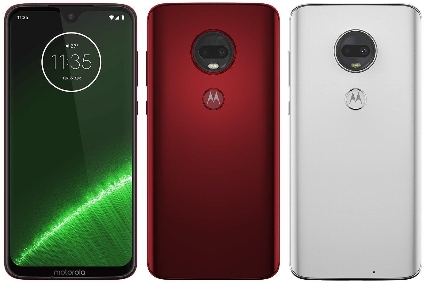 Motorola Moto G7 Özellikleri