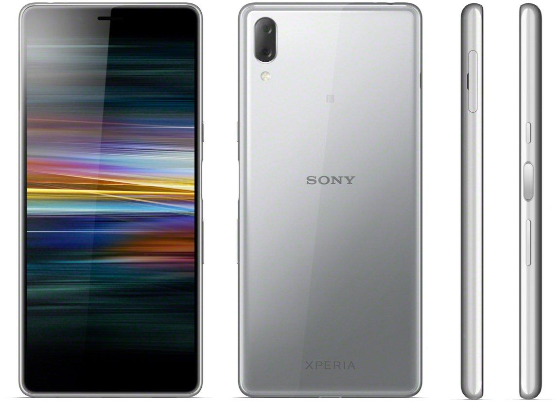 Sony Xperia L3 Özellik