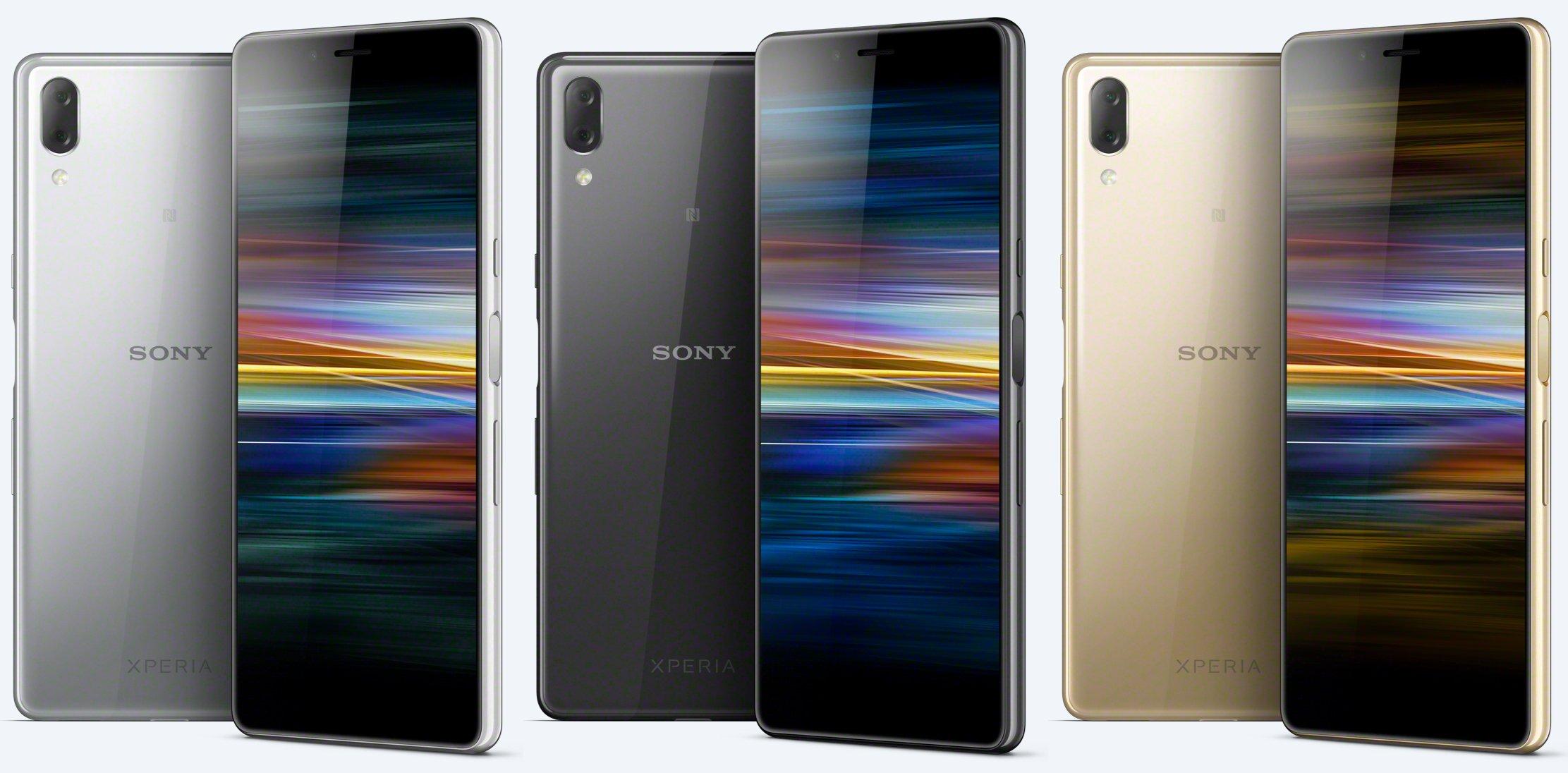 Sony Xperia L3 Özellikler