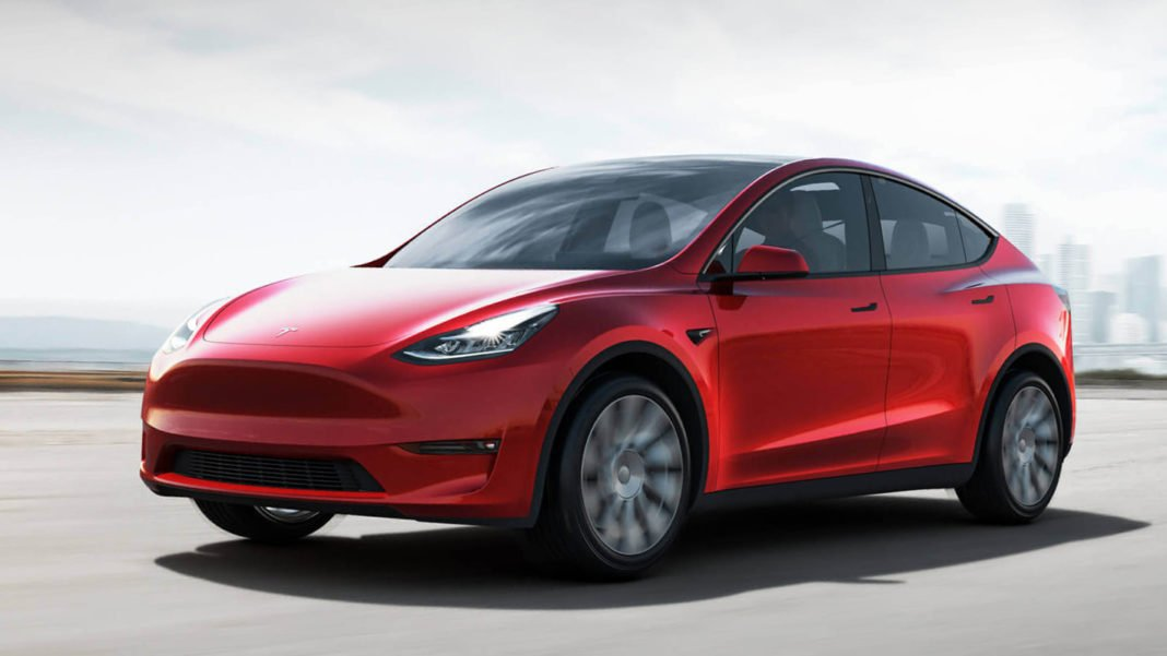 Tesla Kompakt SUV Model Y