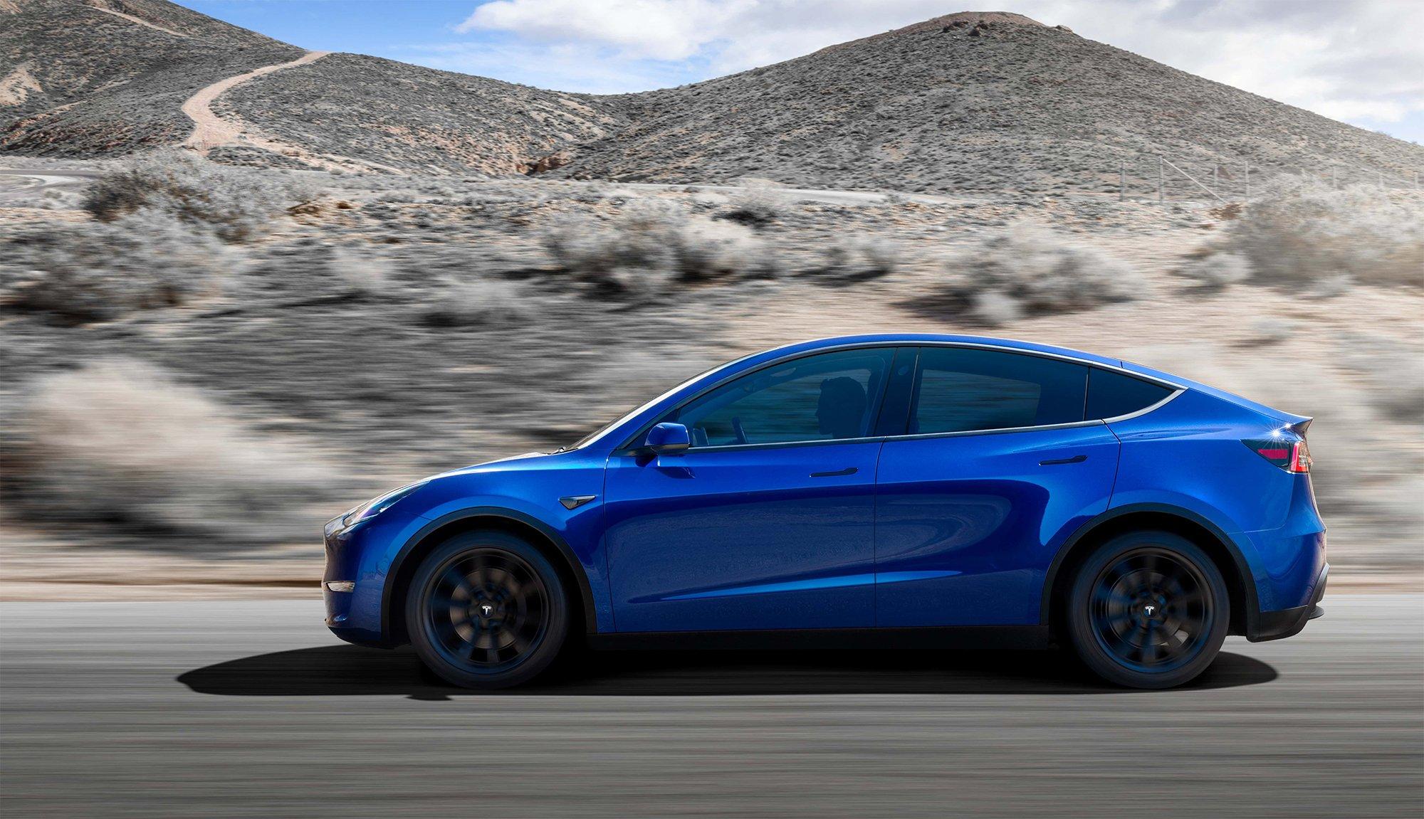 Tesla SUV Aracı Model Y