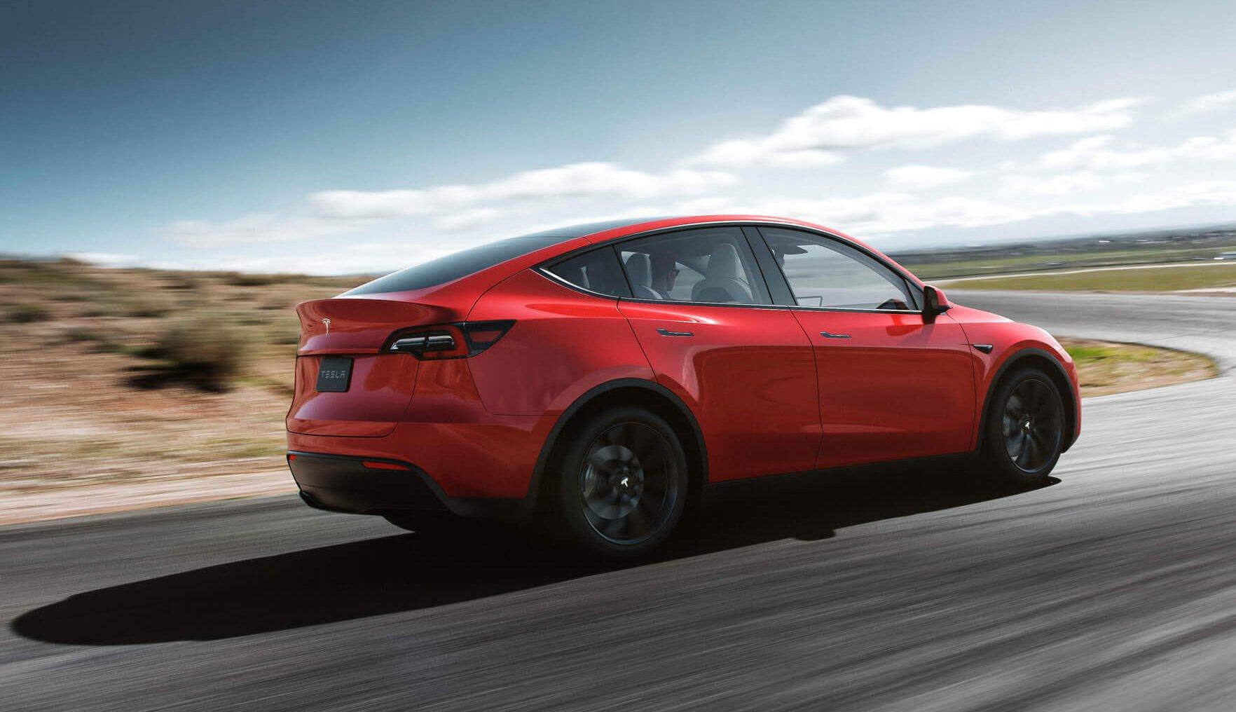 Teslanın Kompakt SUV Aracı