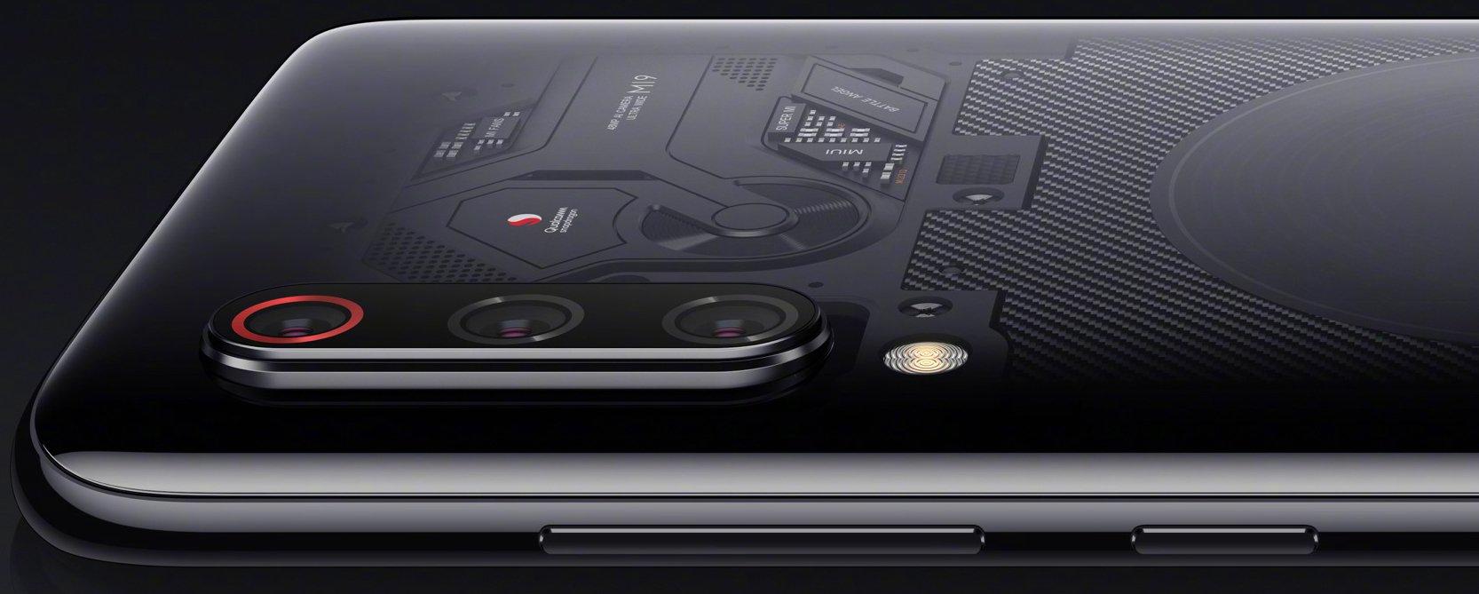 Xiaomi Mi 9 Explore Özellikleri