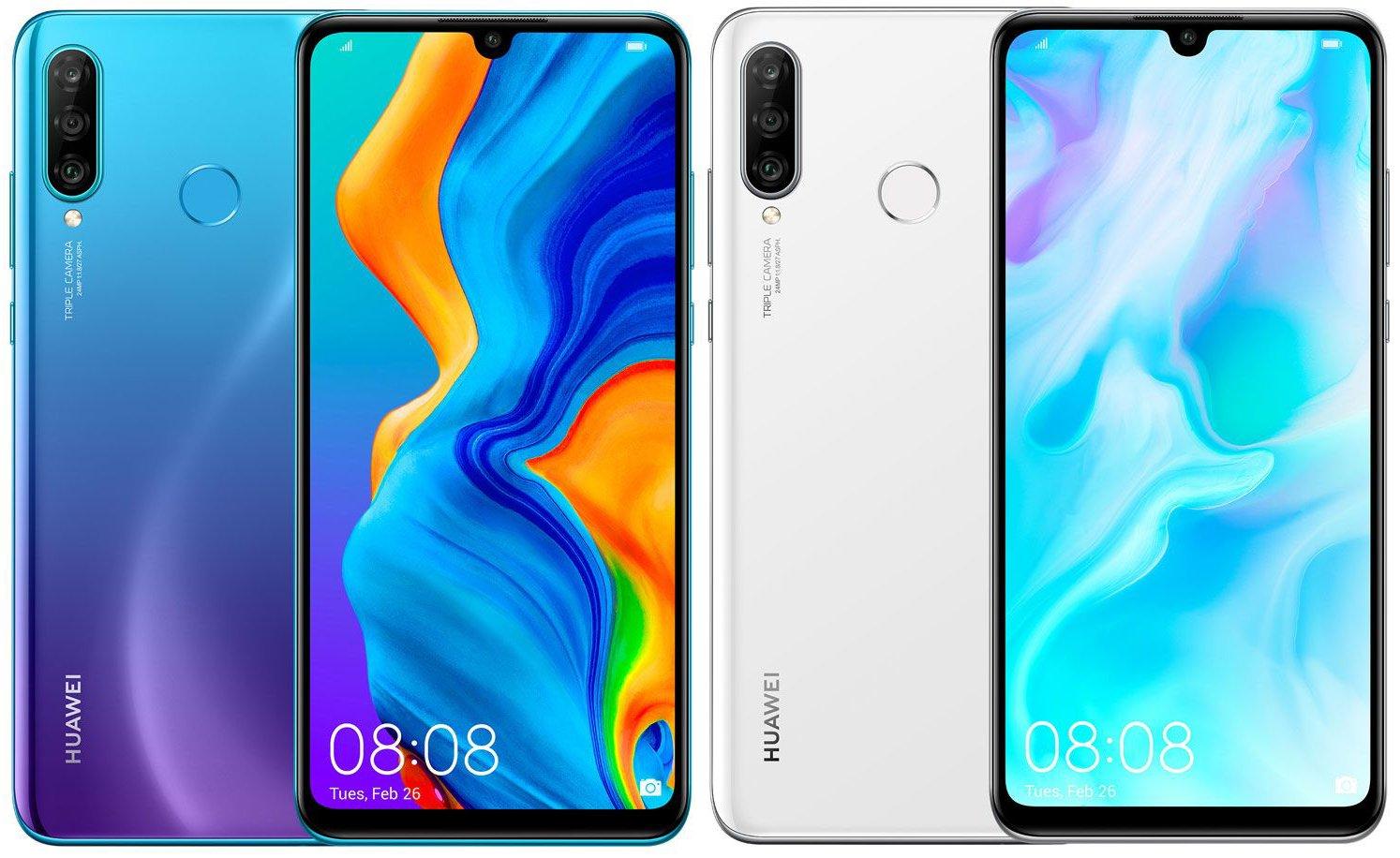 Huawei P30 lite Özellik