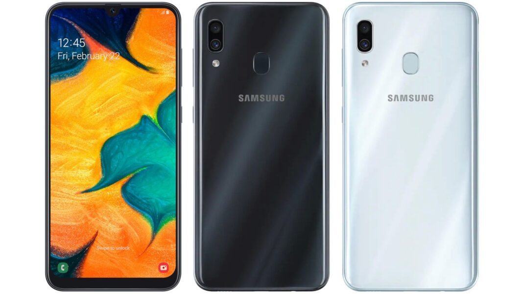 Samsung Galaxy A30 Özellik
