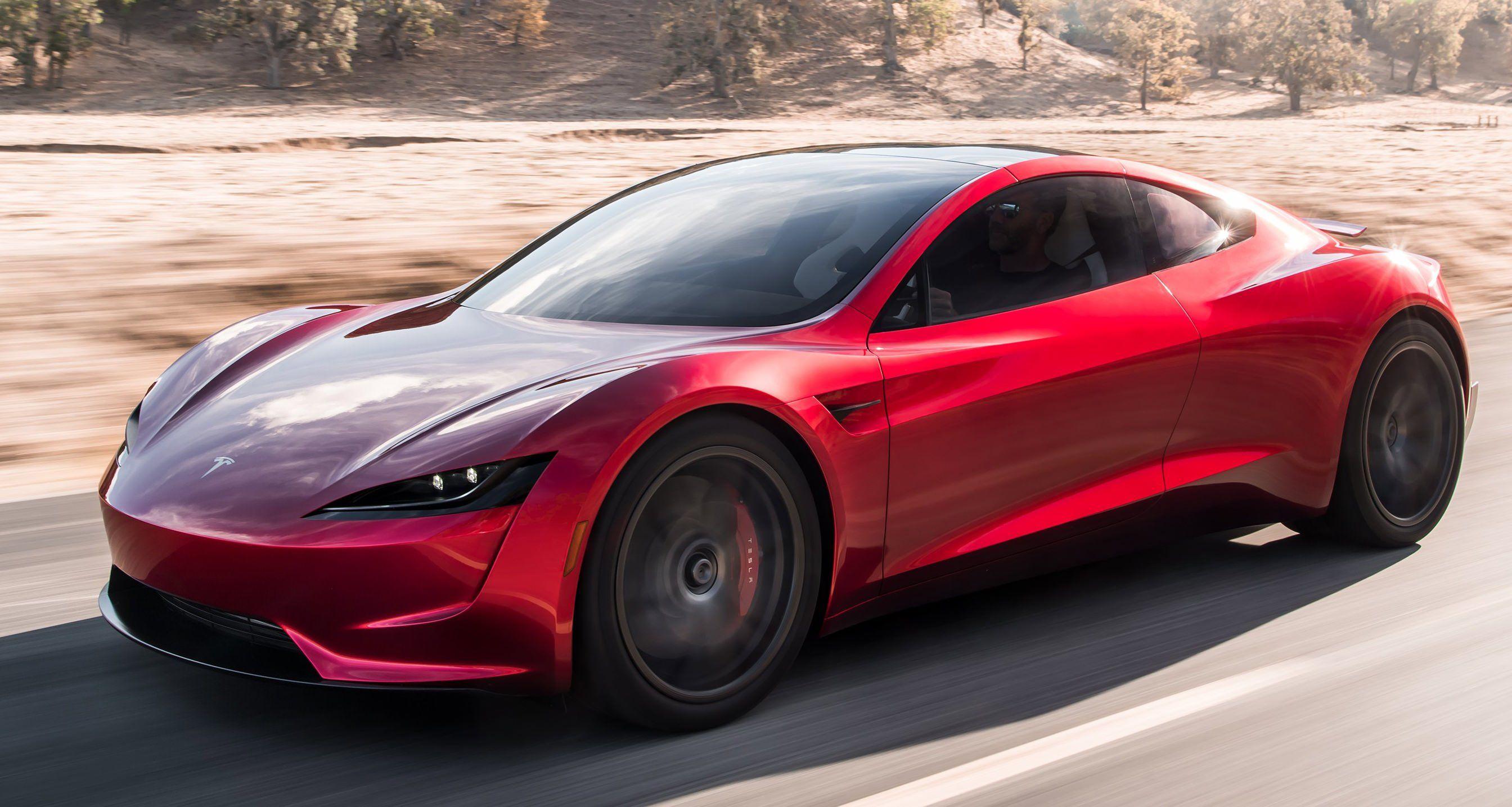 Tesla Roadster'ın Menzili