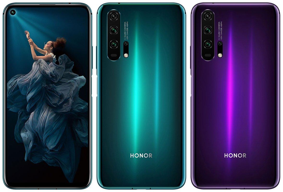 Honor 20 Pro Özellikleri