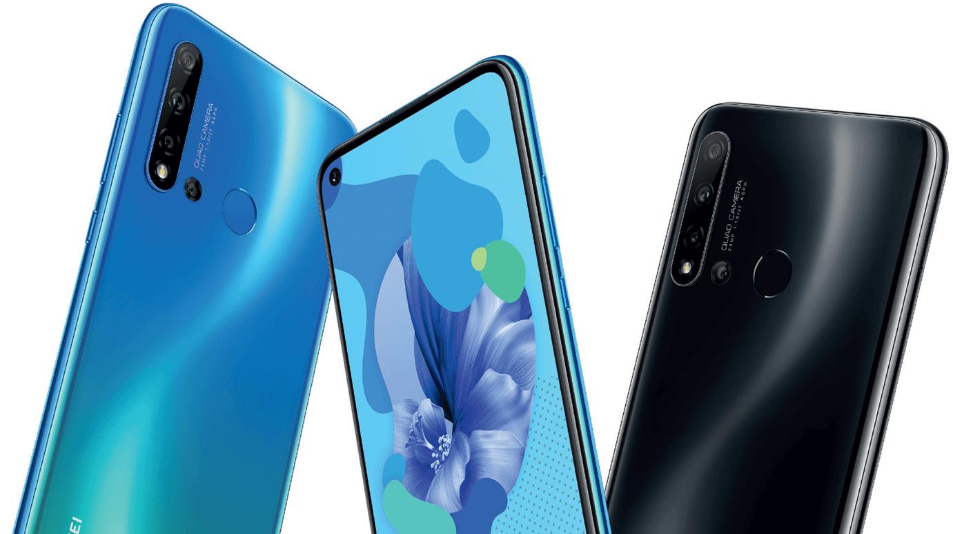 Huawei P20 lite 2019 Özellik