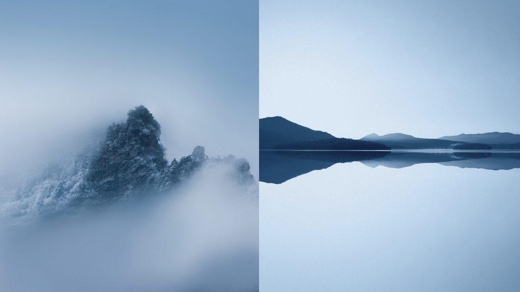 Meizu 16 Duvar Kağıtları, mavi dağ ve gör görseli