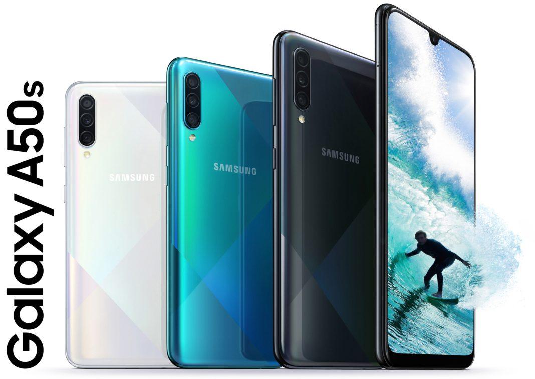 Samsung Galaxy A50s Özellikleri