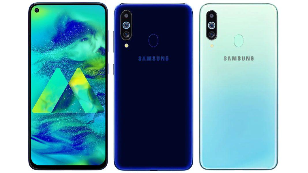 samsung galaxy m40 ozellikleri ve renkleri