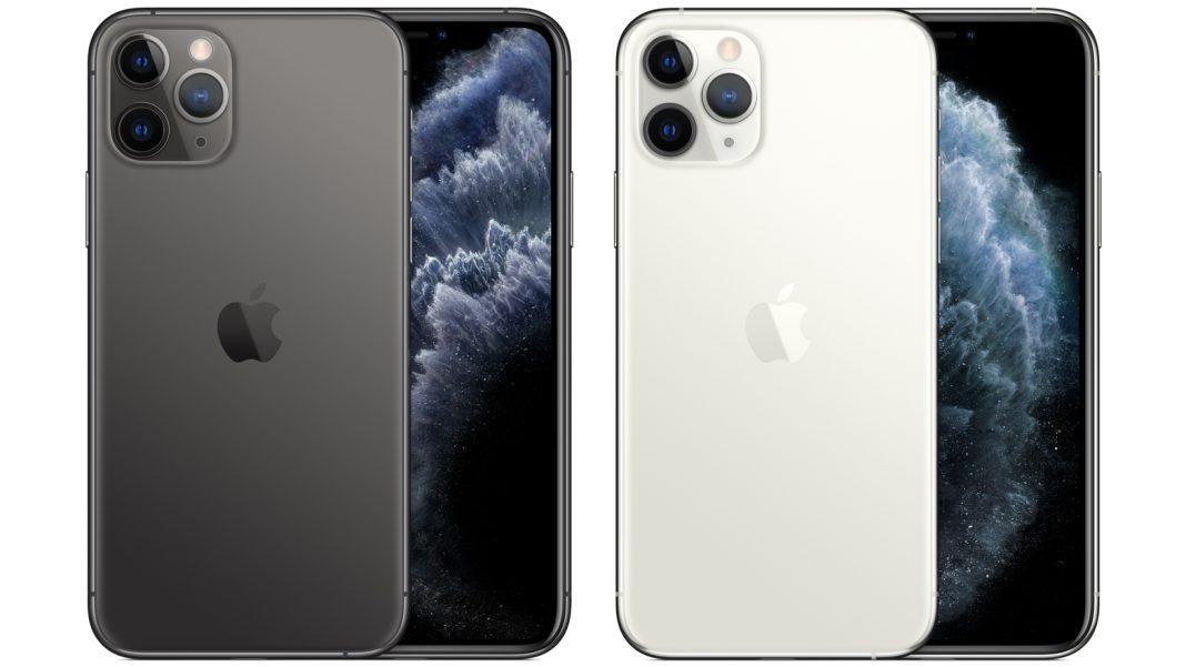 Apple iPhone 11 Pro beyaz ve siyah renkleri ve Özellikleri
