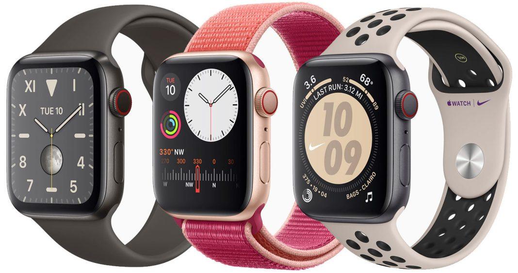 Apple Watch Seri 5 Özellik