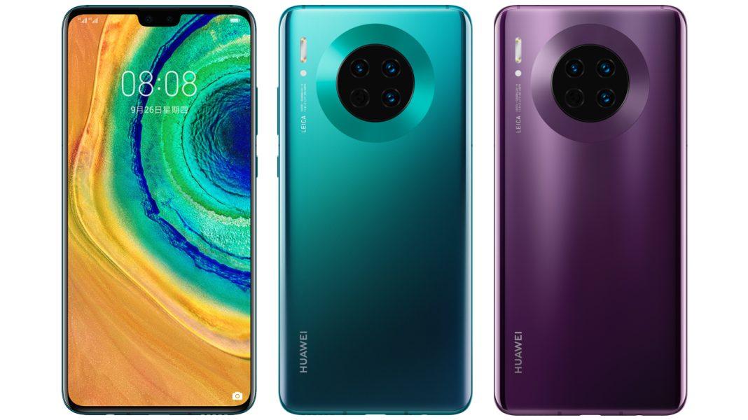 Huawei Mate 30 Özellikleri