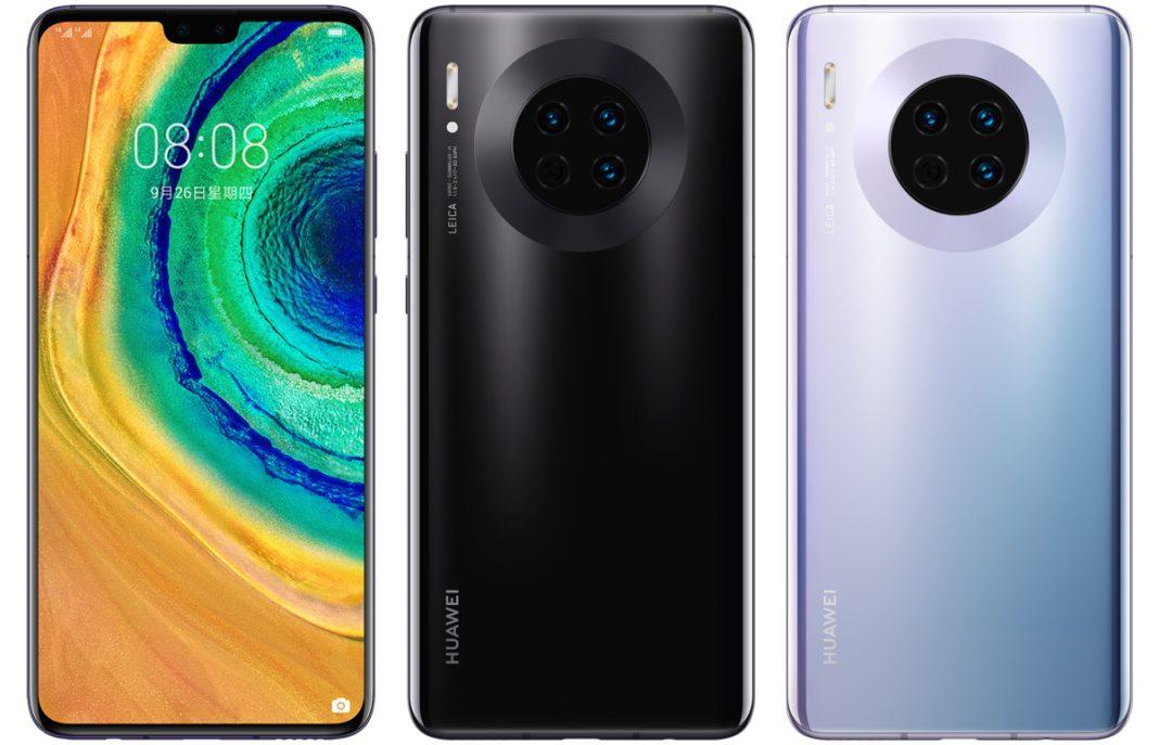 Huawei Mate 30 Özellik