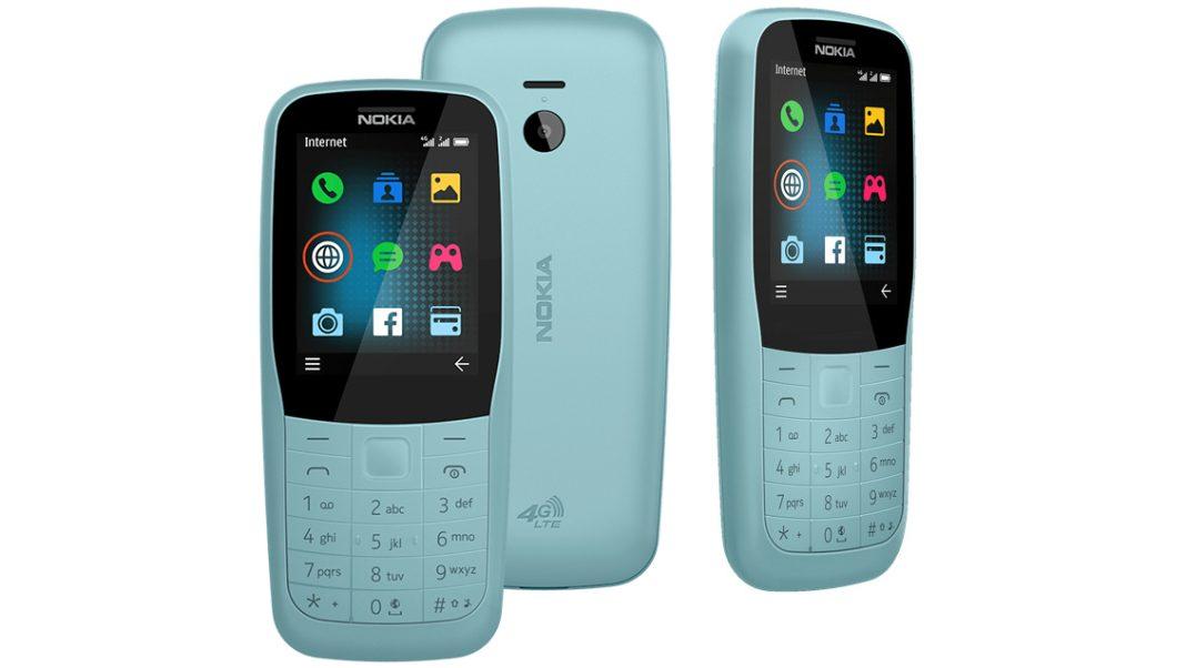 Nokia 220 4G mavi renk özellikleri