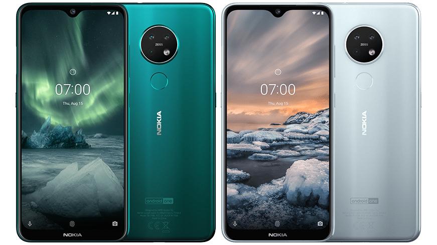 Nokia 7.2 Özellikleri