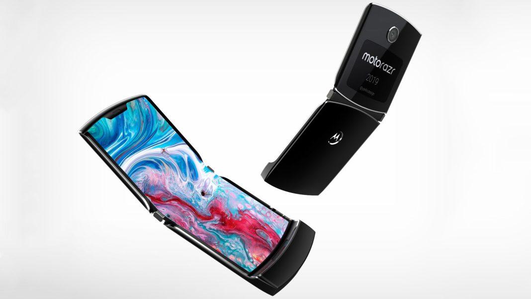 Katlanabilir Ekranlı Motorola Razr Duyuruldu