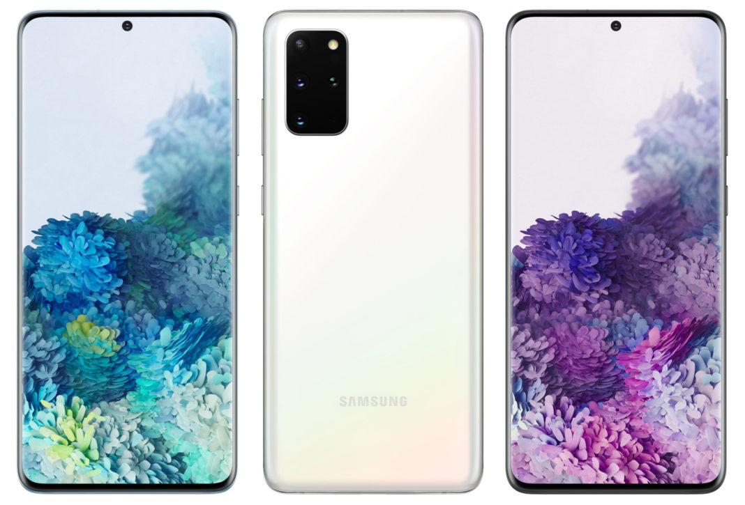 Samsung Galaxy S20 Plus Özellik