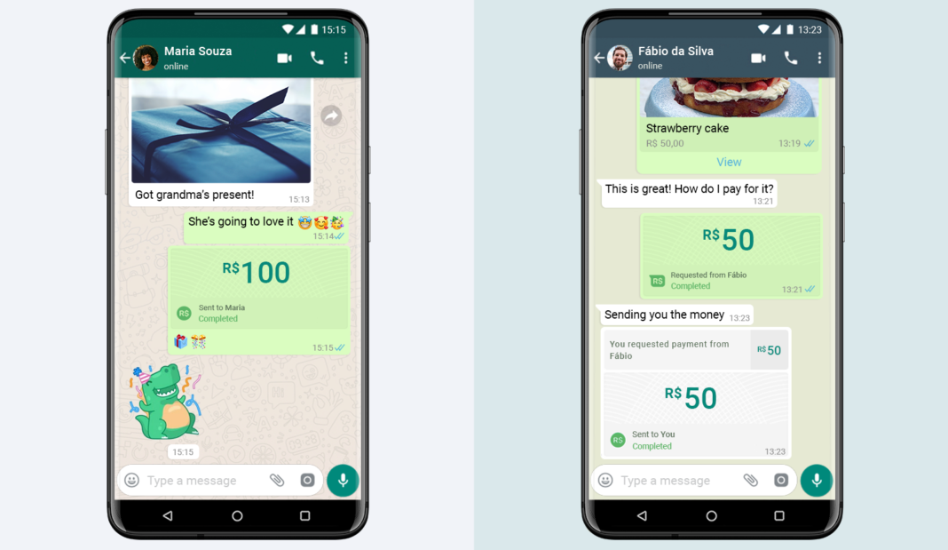 WhatsApp ile Para Transferi Özelliği Geliyor
