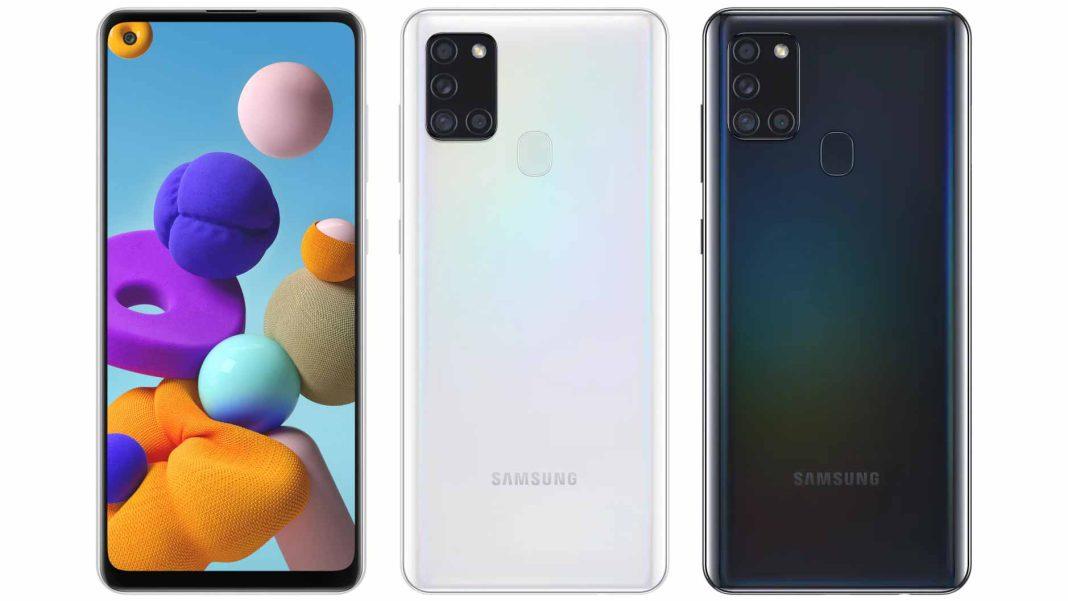 Samsung Galaxy A21s Özellikleri