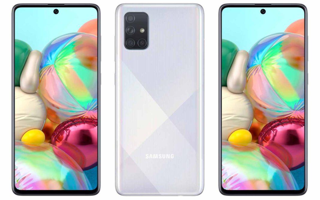 Samsung Galaxy A71 Özellik