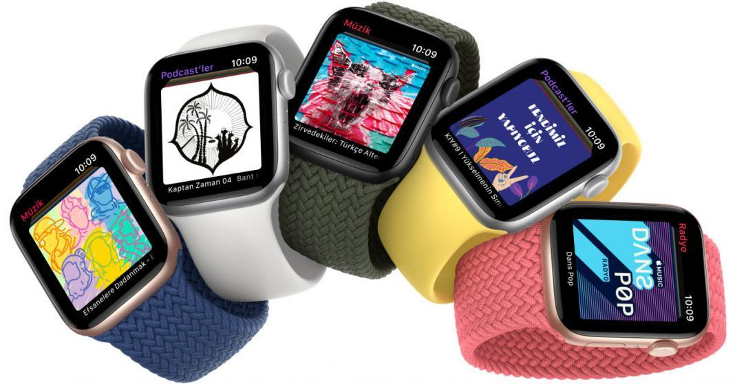 Apple Watch SE özellik