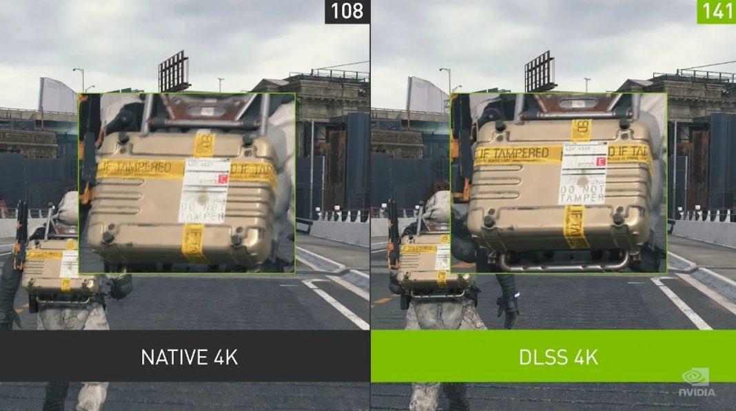 Nvidia Geforce DLSS