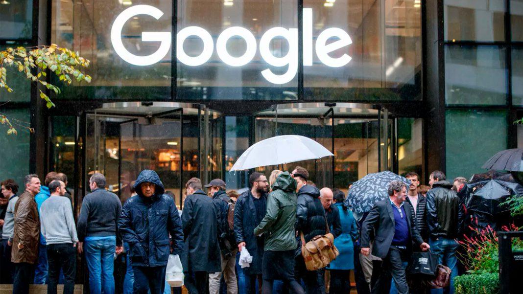 Google, ABD is Yasalarini Ihlal Etti