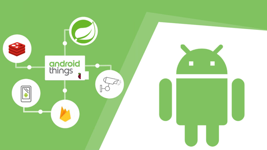 Google, IoT isletim Sistemi Android Things'i Olduruyor