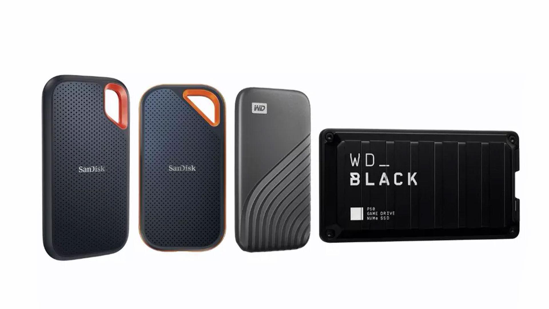 Western Digital 4TB Tasinabilir SSD'lerini Duyurdu 2